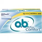 ob pro comfort tampon periodique normal 16
