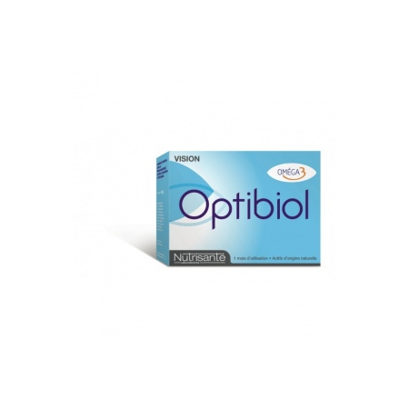 OPTIBIOL VISION CAPSULE 30 - Nutrisanté