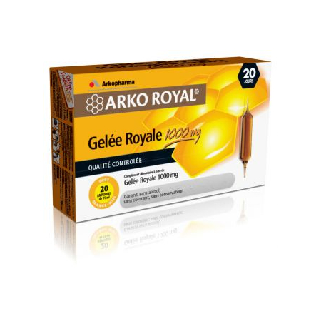 Arko Royal Gelée Royale 1000mg - Arkopharma