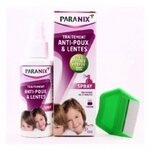 PARANIX SPRAY ANTIPOUX 100ML + PEIGNE