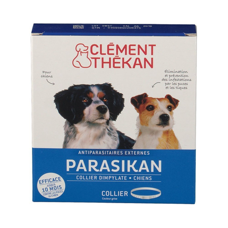 Parasikan Collier Dimpylate Antiparasitaires Chiens - Clement Thekan