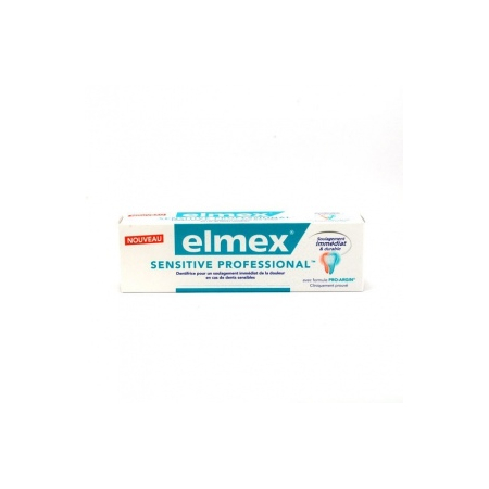 Elmex Sensitive Professional - 75ml - Elmex