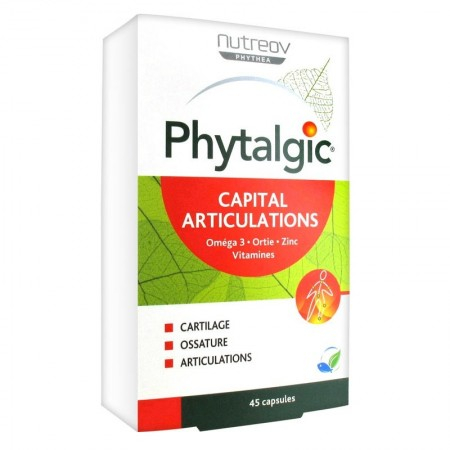 Phytalgic - Capital articulations - 45 capsules - Nutreov Physcience