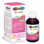 Pediakid nez-gorge - 125 ml - Ineldea