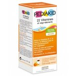 Pediakid Sirop 22 vitamines & oligo-élements - 125 ml - Ineldea