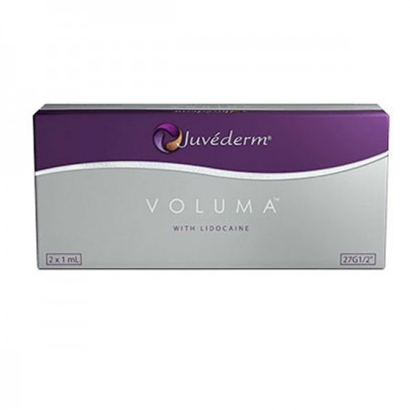 Juvéderm Voluma - 2 seringues préremplies 2 x 1 ml - Allergan