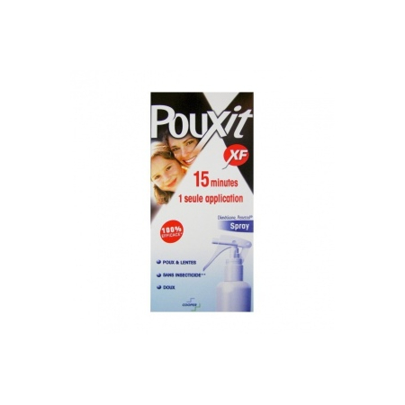 POUXIT XF EXTRA FORT LOTION ANTIPOUX SPRAY 100ML