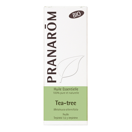 PRANAROM HECT BIO TEA TREE FEUILLE 10ML - Pranarôm