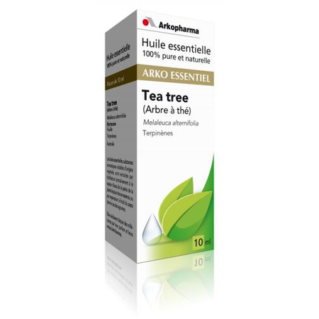 Tea tree (Arbre à thé) (Melaleuca alternifolia) - 10ml - Arkopharma
