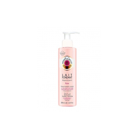 Lait fondant à la Rose 200 ml - Roger Gallet