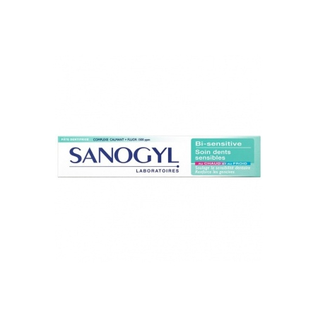SANOGYL BISENSITIVE DENTIFRICE DENTS SENS 75ML