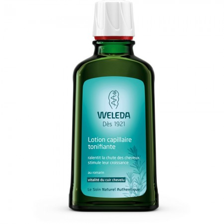 Soins Capillaires Lotion Capillaire au Romarin - 100ml - Weleda
