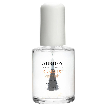 Si-Nails Varnish Soins des Ongles Solution Liquide - 12ml - AURIGA