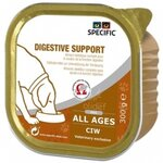 Specific CIW Digestive Support Chien 6 barquettes de 300 g