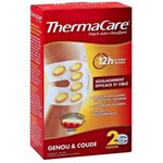 Thermacare Patch Auto-Chauffant - Genou, Coude 2 Patchs